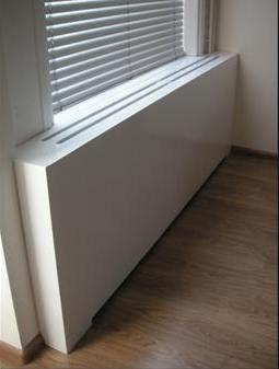 strakke radiator ombouw   Slaapkamer   Pinterest   Heizungs ...