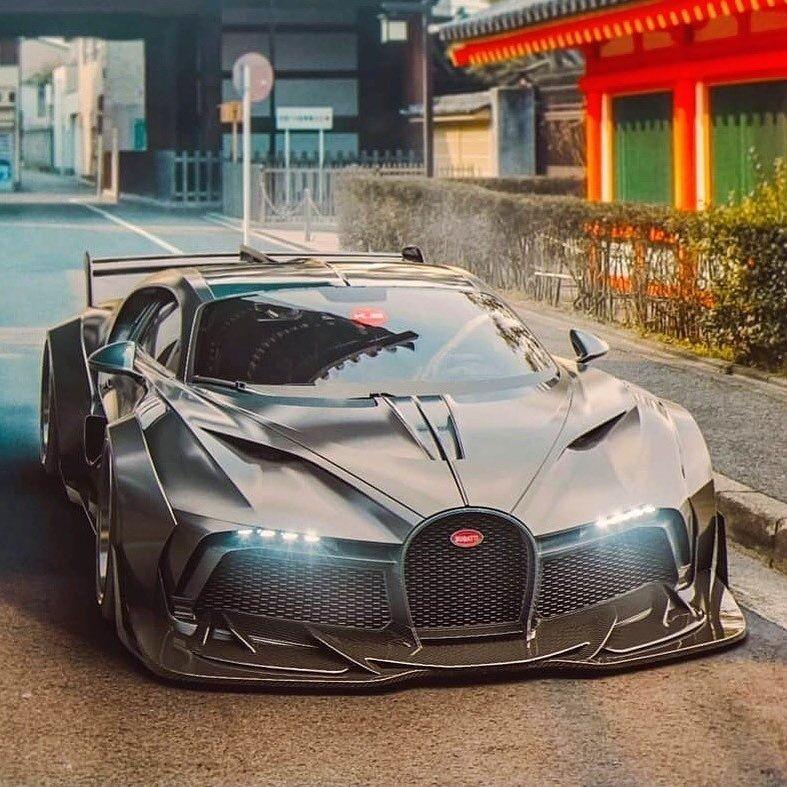 $6M Bugatti Divo Widebody 😱