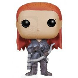Boneco Ygritte - Game of Thrones - Funko Pop! #geekwish