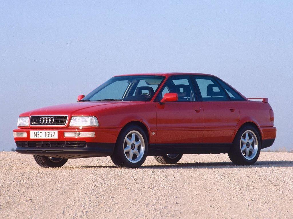 Audi 80 quattro Competition (8C,B4) '1994