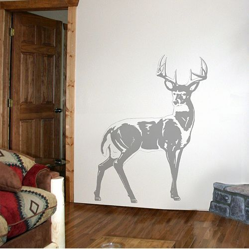 Marvelous Deer Wall Decals | Near And Deer To Your Heart. Youu0027ll Love The Look Of  This Wall Decal .