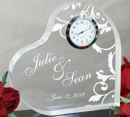 Personalized heart clock httpsayiloveyoumessageslove gift personalized heart clock httpsayiloveyoumessageslove gift negle Gallery