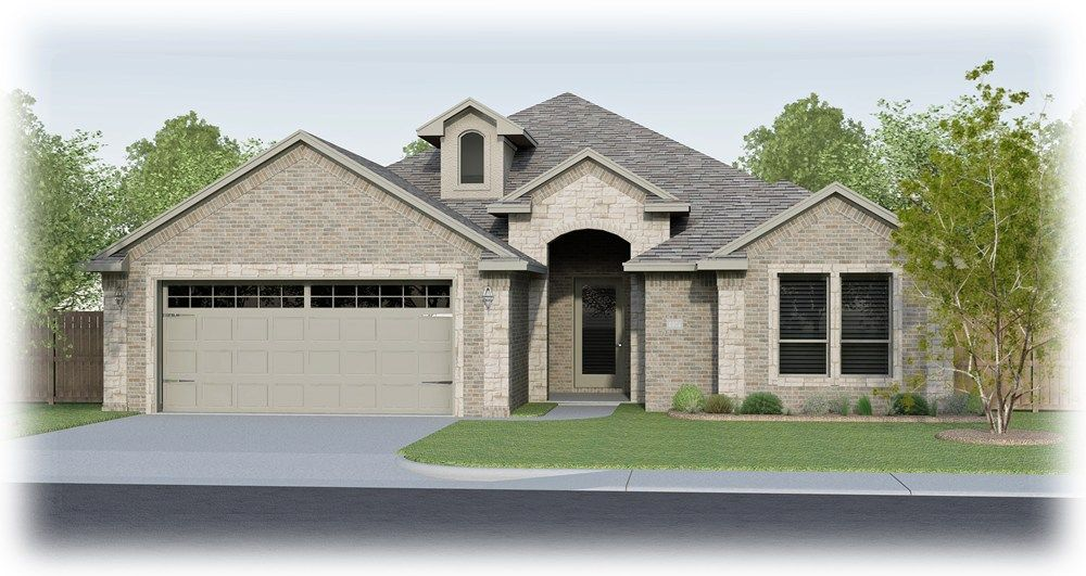 Daybreak House Plans Part - 17: The Fabiana (Platinum Elevation) Home Plan By Permian Homes In Daybreak  Estates
