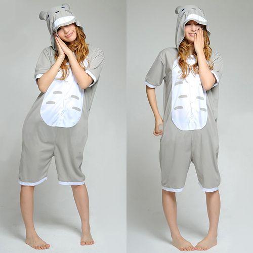 Summer Kigurumi Gray Mouse Pattern Kigurumi Costume  sc 1 st  Pinterest & Summer Kigurumi Gray Mouse Pattern Kigurumi Costume | WANT ...
