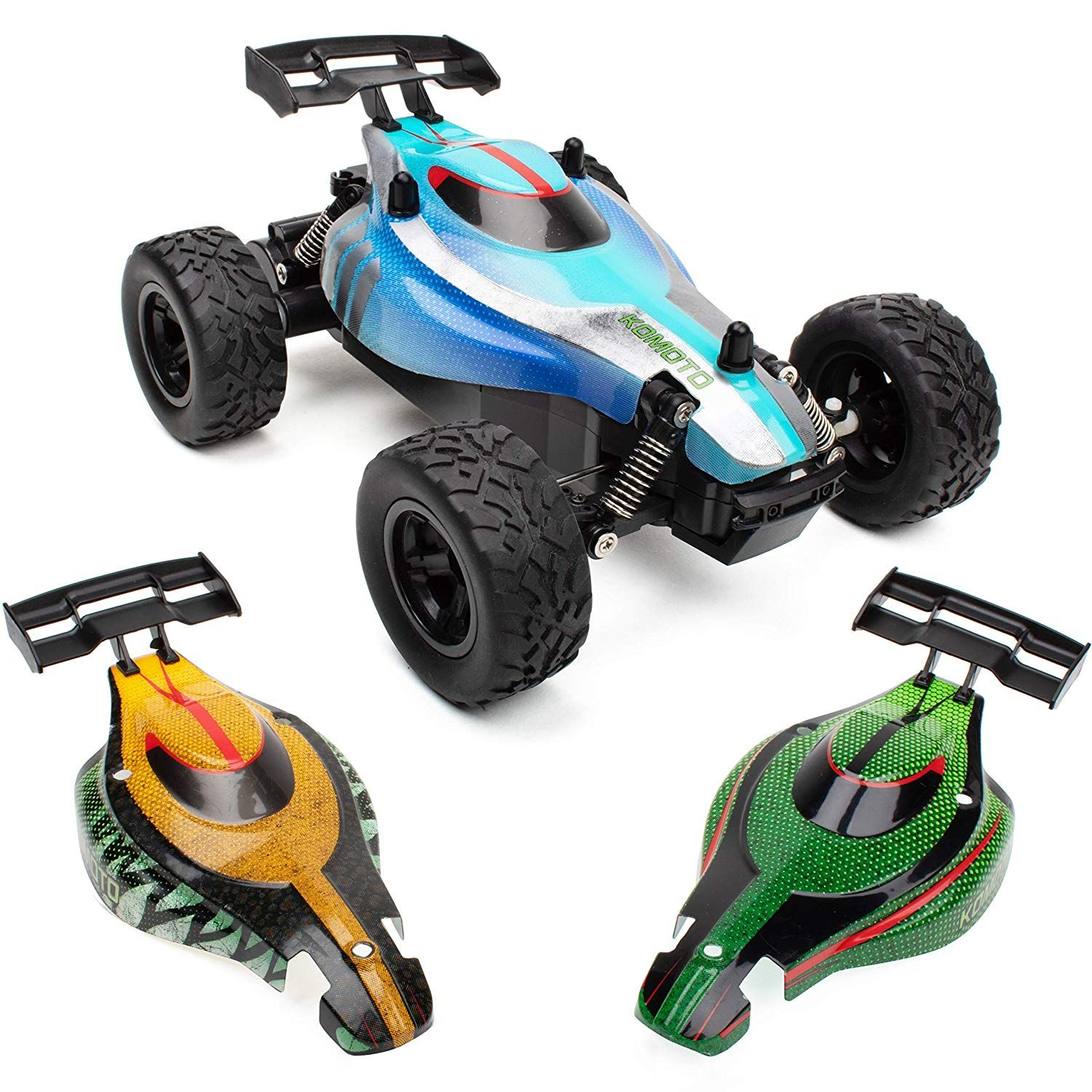 Amazon Com Remote Cars For Boys Or Adults Komoto Rc Buggy
