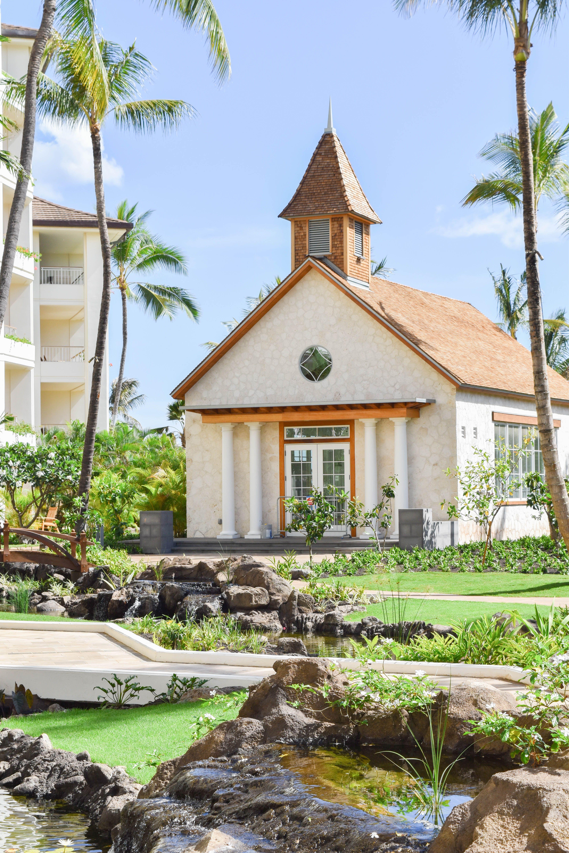 A Historically Inspired Hawaiian Chapel At The Four Seasons Resort Oahu Ko Olina Wedding ChapelsWedding VenuesHawaii
