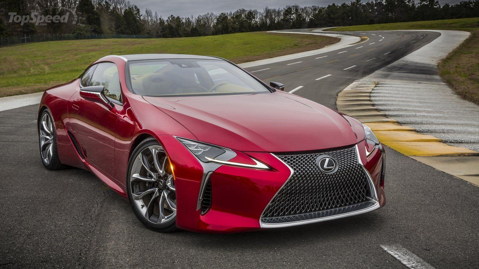 Lexus LC HighEnd Performance Httptopcarscom - Sports cars high end