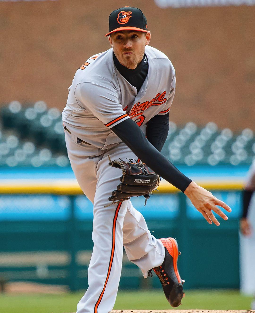 Kevin Gausmans Line Today In Detroit 6 0 Ip 9 H 2 Er 0 Bb 4 K Baltimore Orioles Orioles Baseball