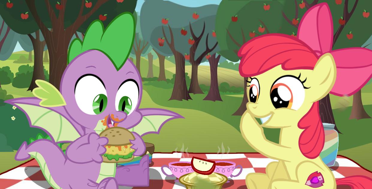 1814981 alternate version, apple bloom, apple tree