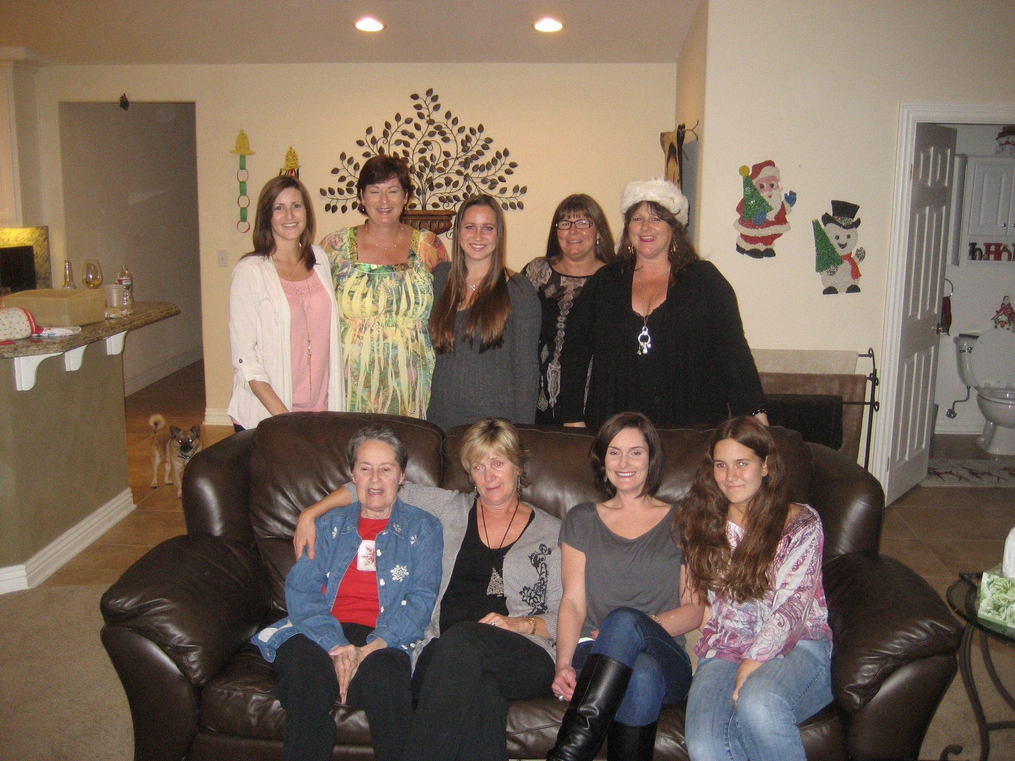 The women in my family!!