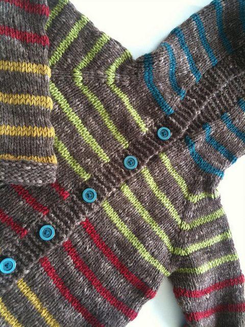 Stripey Sweater | Knit & Crochet | Pinterest | Tejido, Bebé y Ideas para