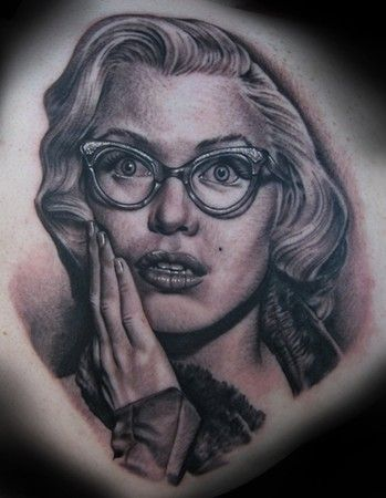 Celebrity Tattoo Portraits :)
