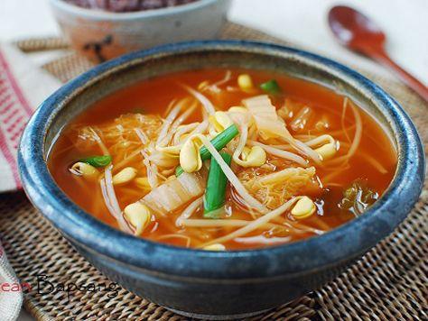 Kimchi kongamul guk korean food gallery discover korean food kimchi kongamul guk korean food gallery discover korean food recipes and inspiring food photos forumfinder Gallery