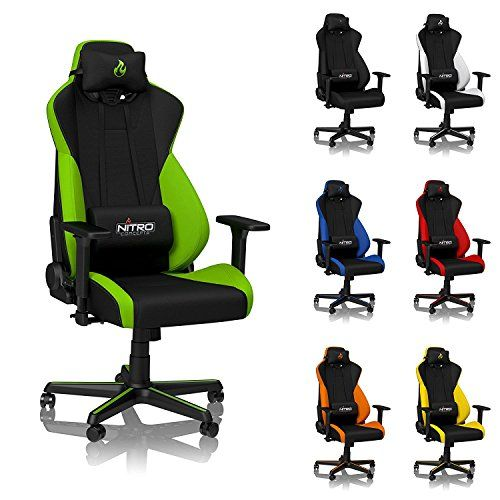 Surprising Nitro Concepts S300 Gaming Chair Office Chair Atomic Ibusinesslaw Wood Chair Design Ideas Ibusinesslaworg