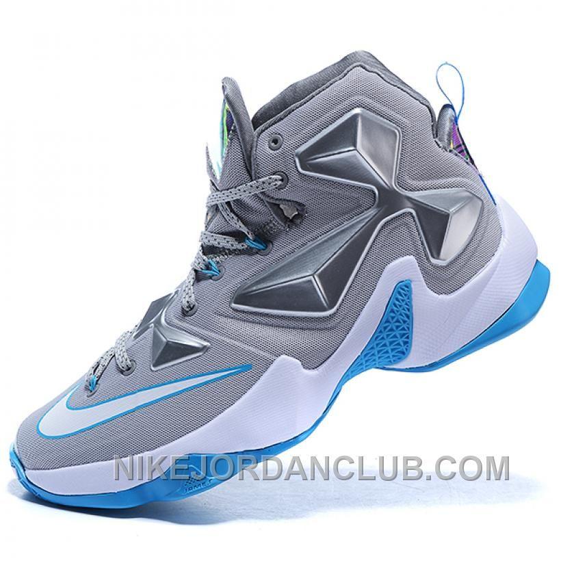 70a7f92073a7d http   www.nikejordanclub.com nike-lebron-james-xiii-gray-basketball ...