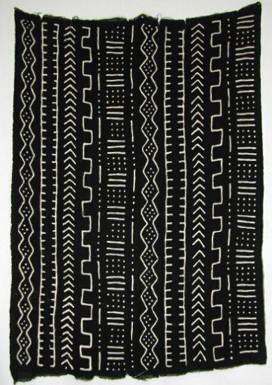 tissu africain malien