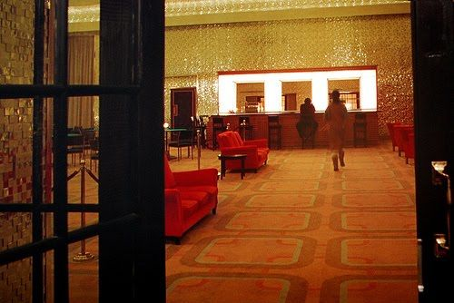 The Shining--Patterns | The shining, Gold rooms, The shining film