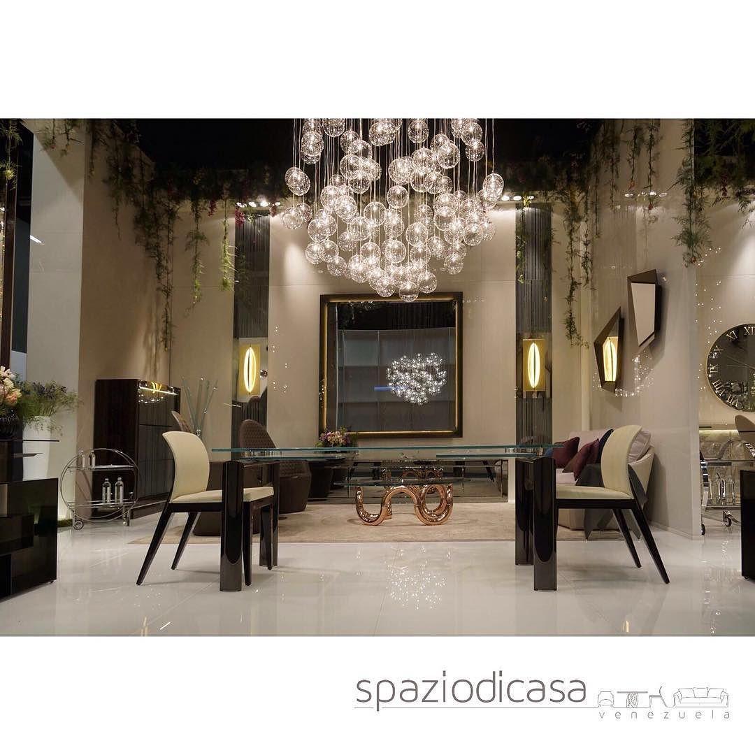 Porque amamos nuestro trabajo y estos son los resultados! #spaziodicasavzla #caracas #valencia #puertolacruz #furniture #arquitectura  #venezuela #archilovers #design #diseno #instalike #igers #architecture #lujo  #italia  #interior #luxury #casa #italianfurniture #homedecor by spaziodicasavzla