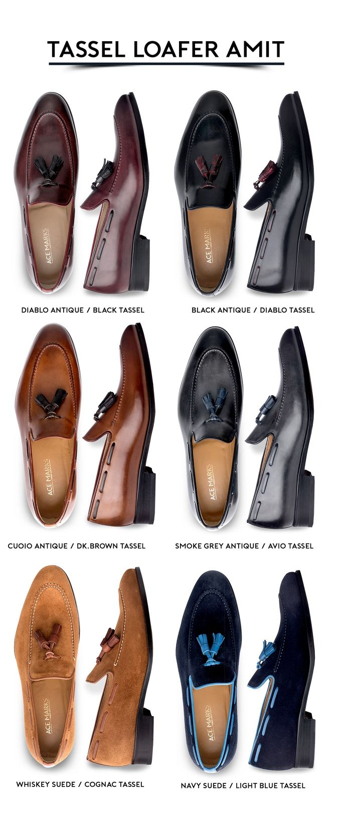 fbb2909d355 Handcrafted Dress Shoes Reinvented for the Modern Gentleman by Ace Marks —  Kickstarter