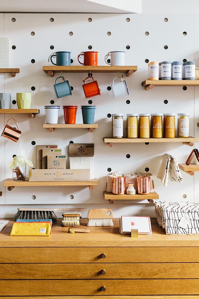 70 Resourceful Ways To Decorate With Pegboards And Other Similar