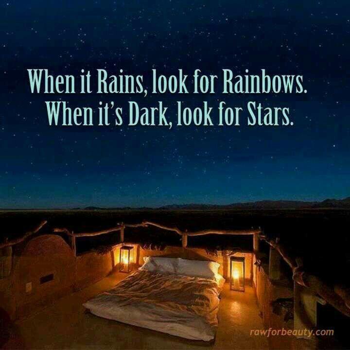 Rainbows & Stars