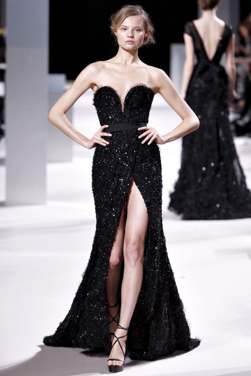 Elie Saab Spring/Summer 2011 Couture