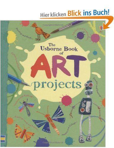 Mini Art Projects: (Usborne Activity Books): Amazon.de: Fiona Watt: Englische Bücher