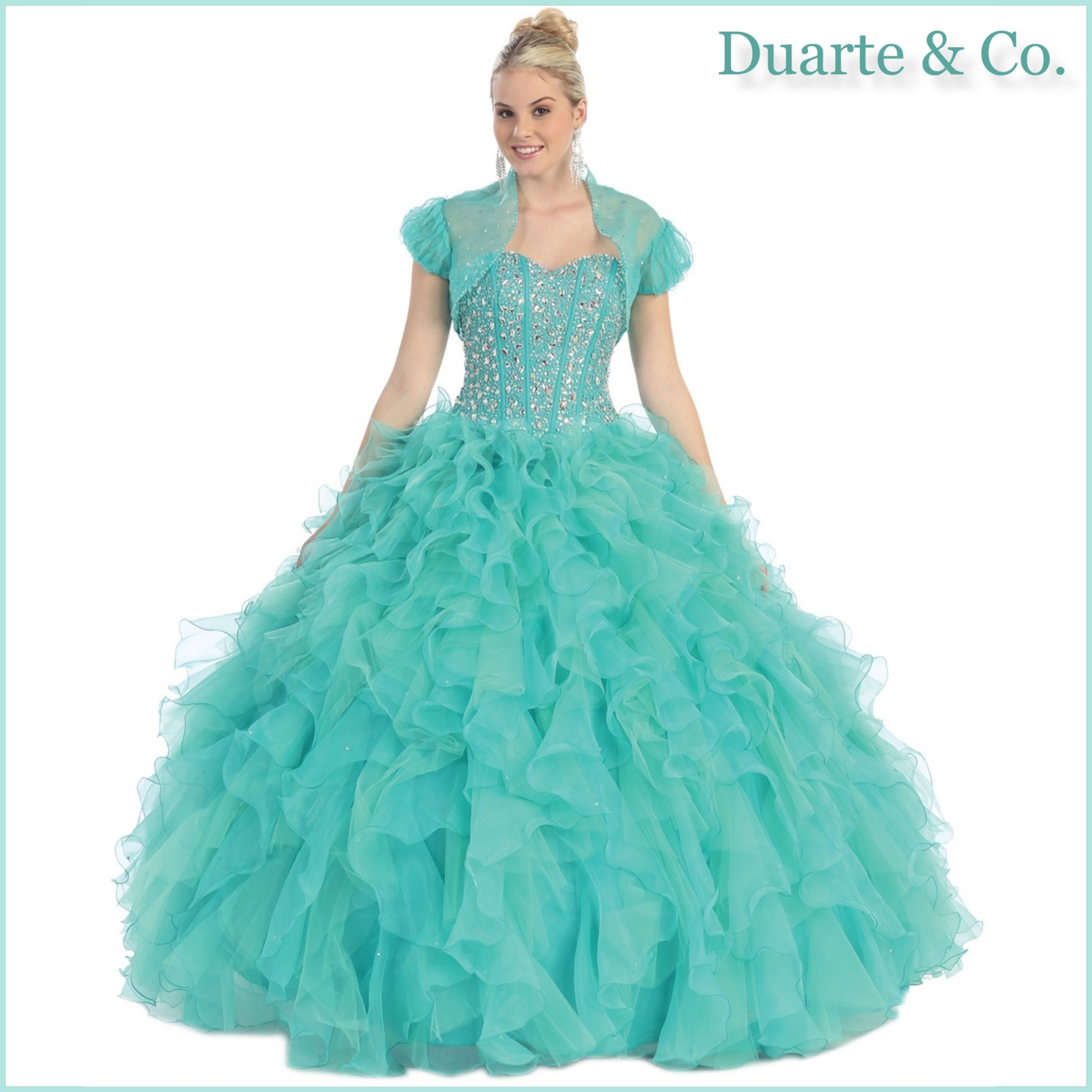 Quinceanera & Sweet 16 Ball Gown W/Sizes - LK39   Sweet 16, Ball ...