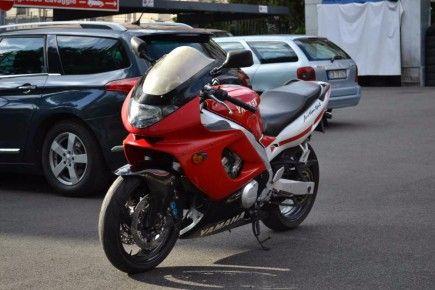 moto yamaha a roma