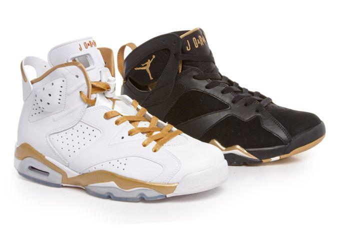 Air Jordan Golden Moments pack  The Jordan boxset has long been a source
