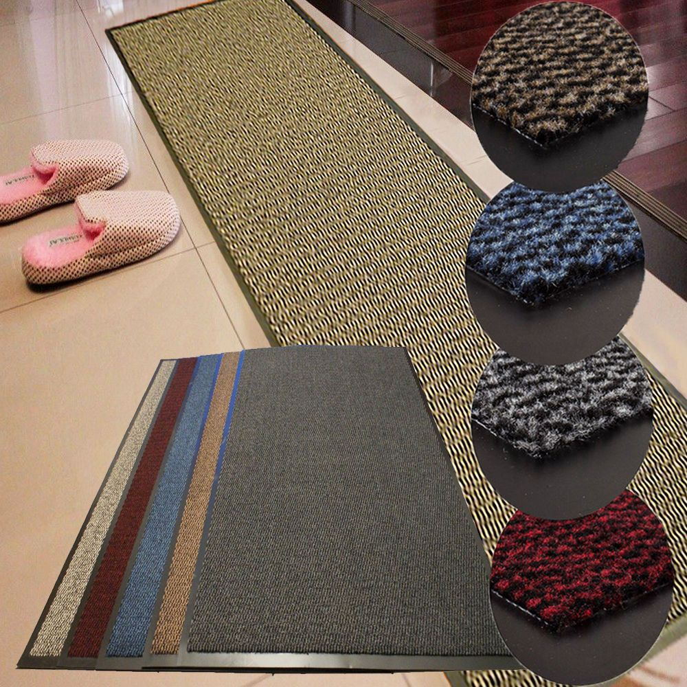 Details About Large Small Heavy Duty Non Slip Rubber Barrier Mat