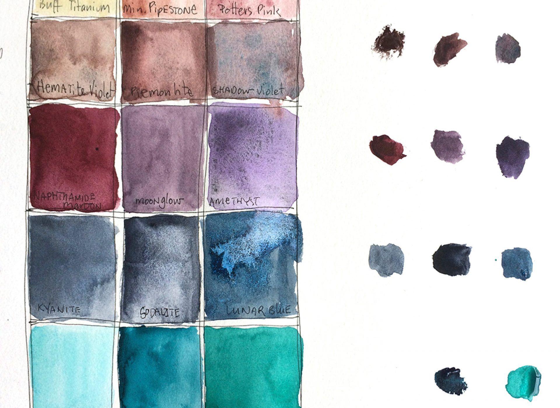 Daniel Smith 15ml Watercolours Artist Watercolor Watercolour