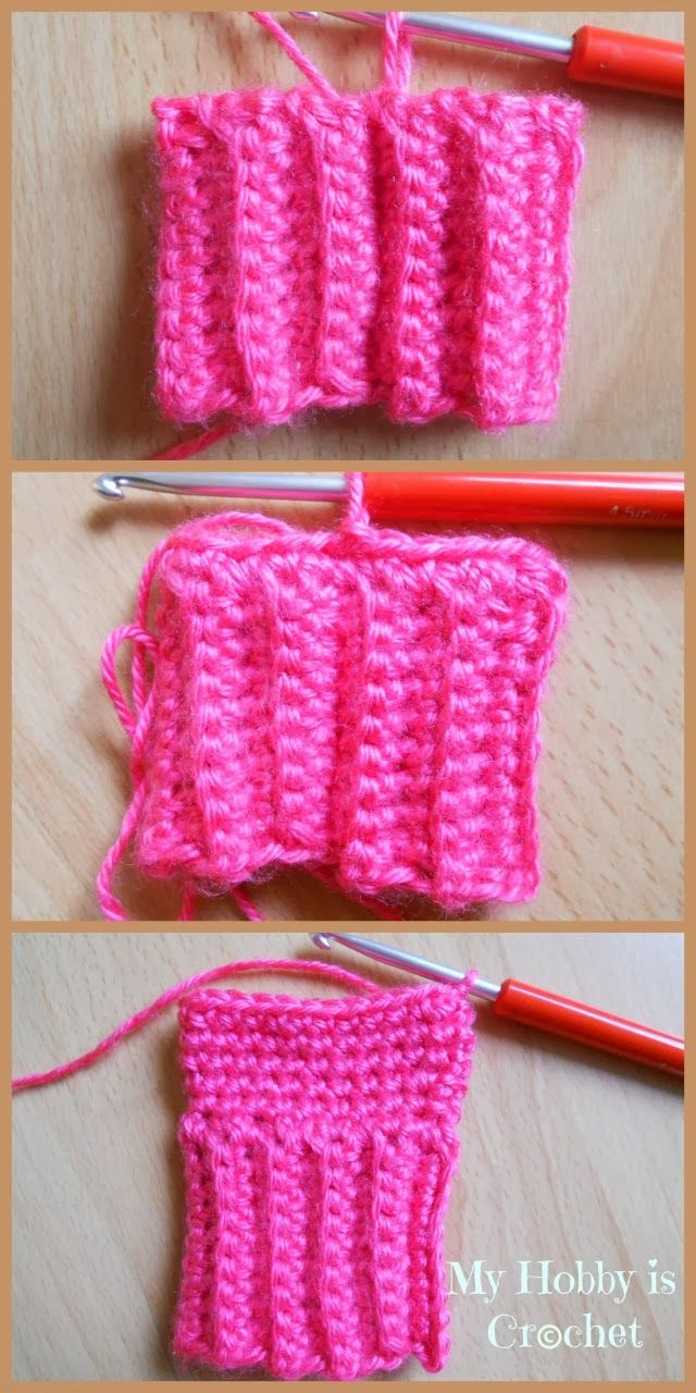 Crochet Toddler Mittens Ceyla - Free Pattern with Tutorial ...