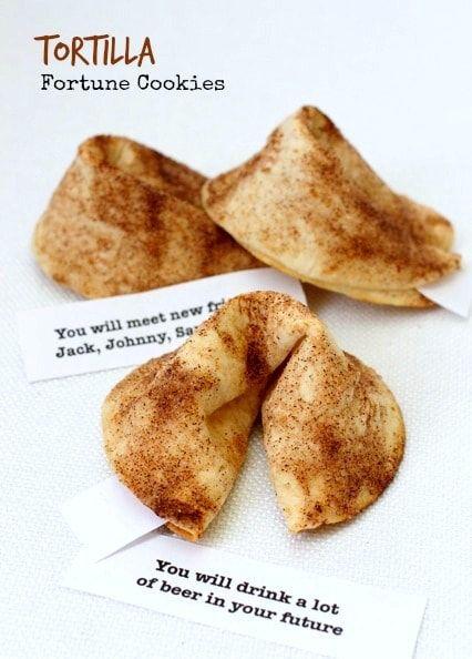 Gluten Free Fortune Cookie Recipe