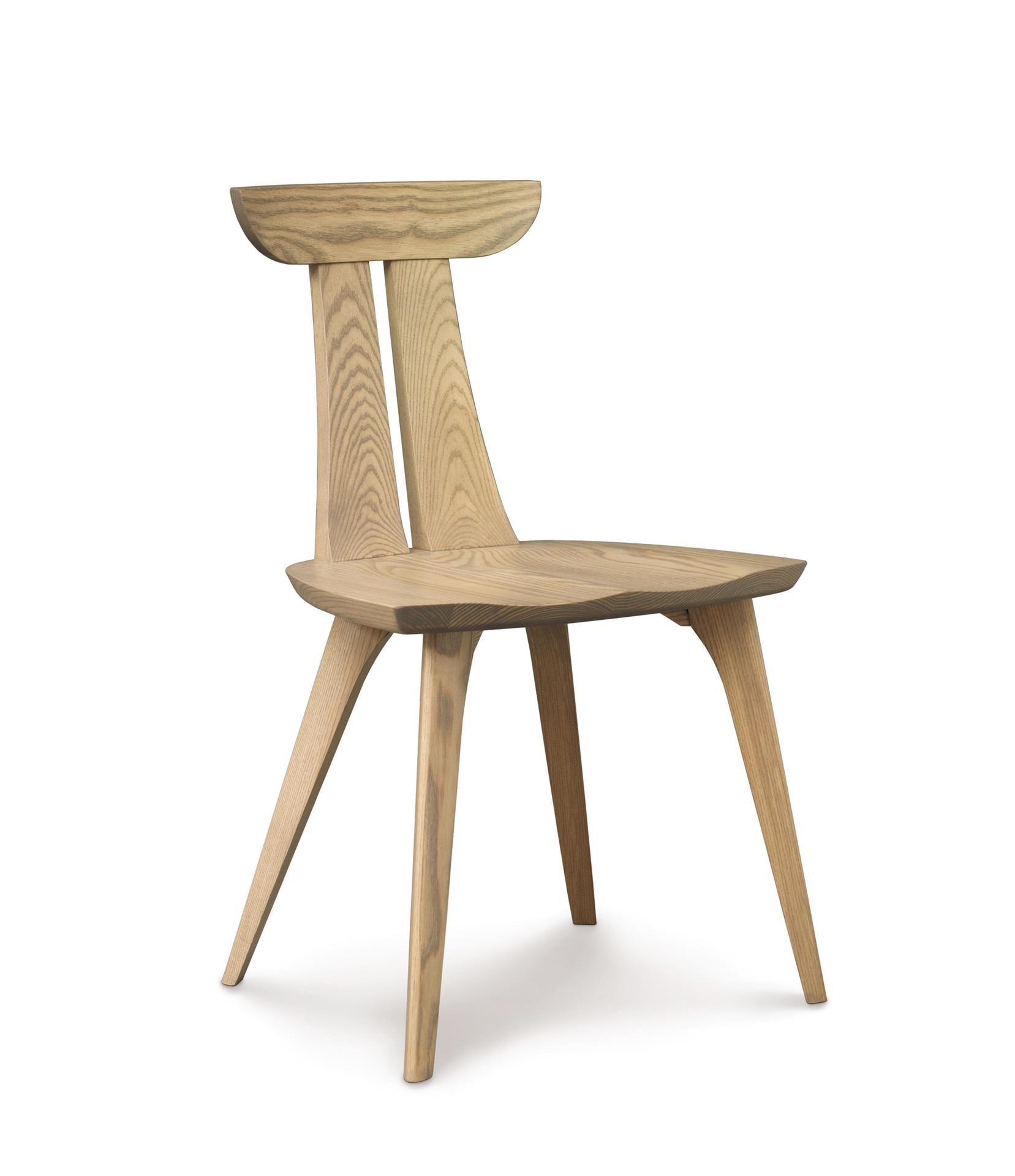 Timeless modern furniture design by copeland furniture estelle dining chair