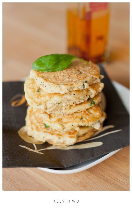 Tofu Pancakes Low Carb High In Protein A Healthier