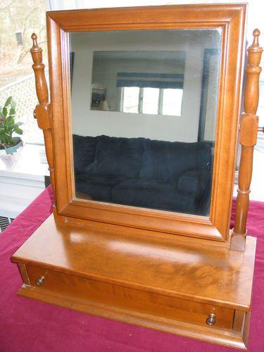 Ethan Allen Vanity Mirror Maple Furniture Ethan Allen Furniture