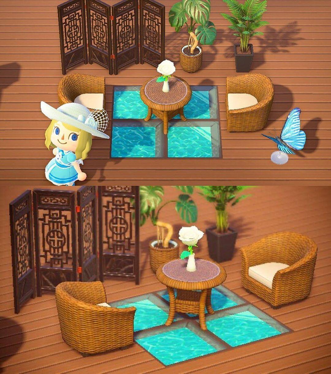 "Animal Crossing Store on Instagram ""the glass floor"