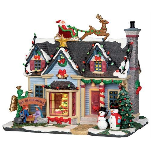 lemax best decorated house boscovs