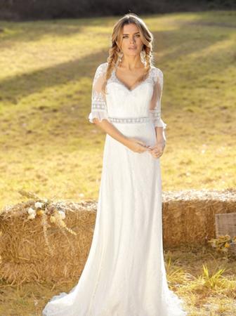15 Robes Pour Jouer Les Mariées Bohèmes En 2020 Robes De