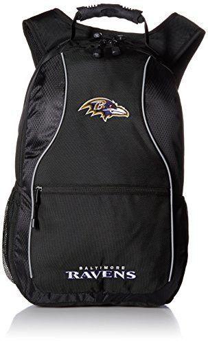NFL Dallas Cowboys Elite Backpack, 19-Inch, Black