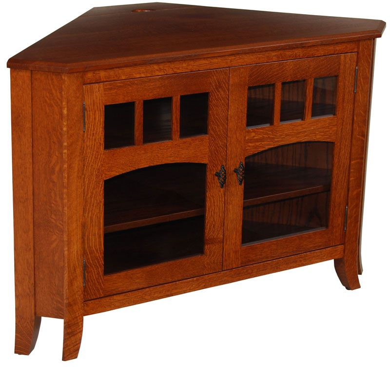 Superb Corner TV Stand Http://www.ohiohardwoodfurniture.com/upload/images · Mission  Style ...