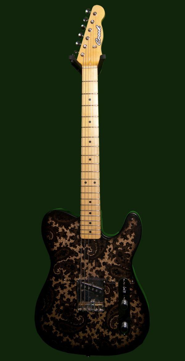 brad paisley 39 s crook gold sparkle musical inspirations fender guitars telecaster guitar guitar. Black Bedroom Furniture Sets. Home Design Ideas