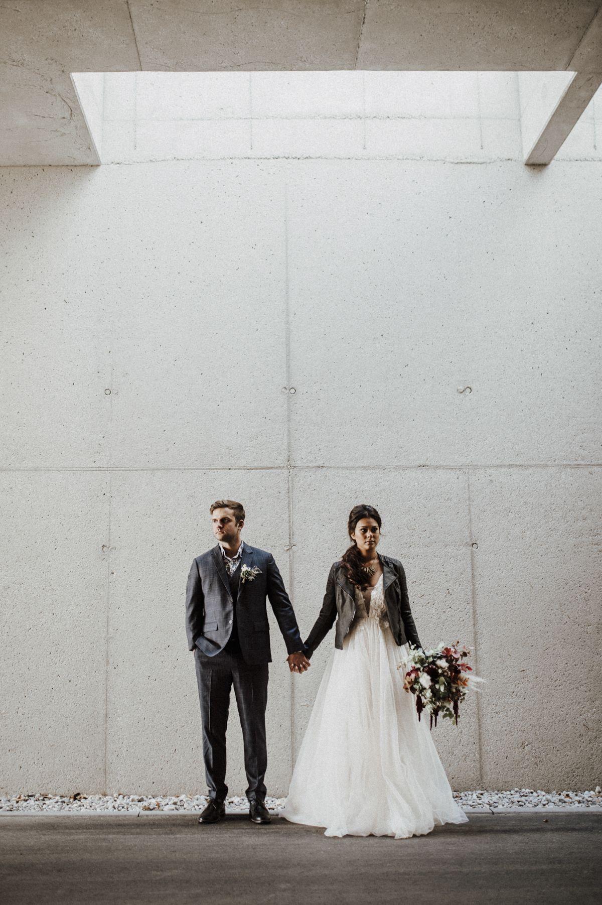 Edgy Wedding: Cool und rockig heiraten  Heiraten, Hochzeitsmotto