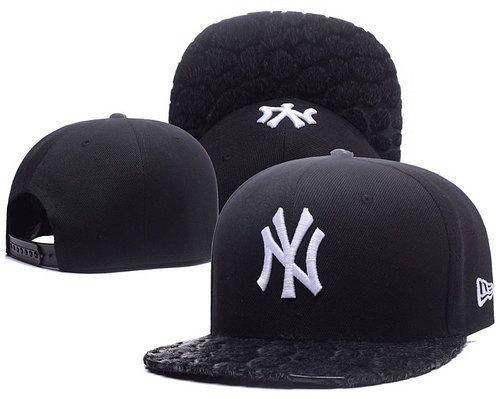 23d89c968da0 ... czech new york yankees black snapbacks hats leopard brimonly us6.00  follow me to pick
