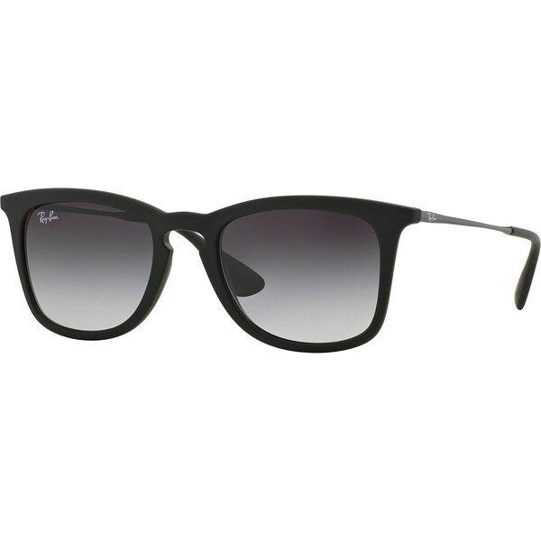 Ray-Ban RB4221 622 / 8G, Plastic, Black, Sunglasses