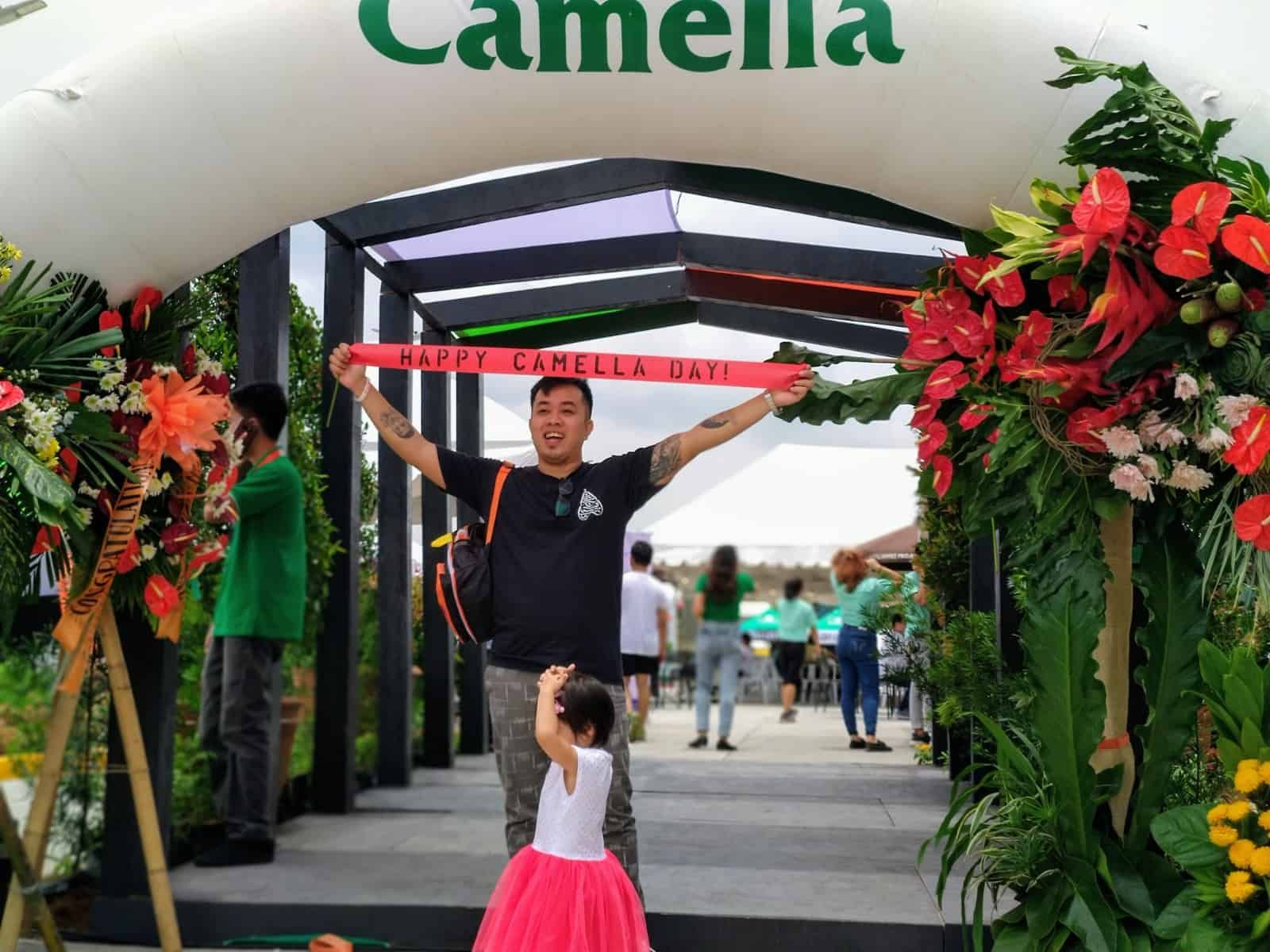 National camella day in cavite camella homes national camella