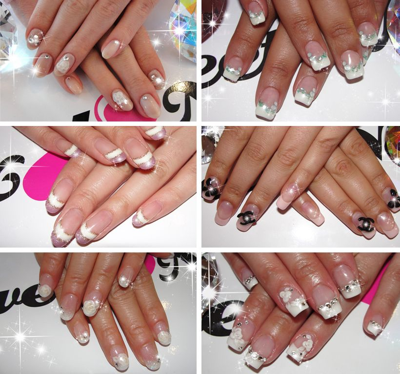 Sweet Nail- Richmond Nail Salon - 3D Japanese Nail Art in BC | nail ...