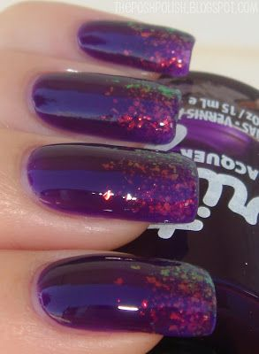 Purple jelly gradient with SOTT