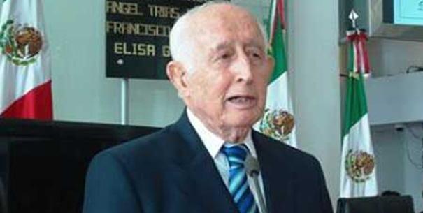 Fallece Luis H. Álvarez, ex dirigente nacional del PAN